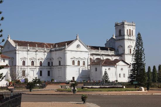Heritage sites in Goa - vacation rentals, hotels, serviced apartments